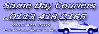 Same day Couriers Leeds